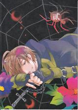 Guilty Gear Doujinshi Dojinshi Comic Asgard Kuro Ky Sol Badguy Two - Black Widow