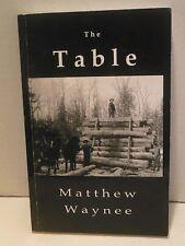 The Table Matthew Waynee Set in Bay City Michigan Polish Immigrants Logging Era