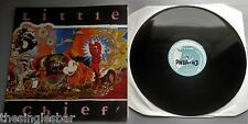 """Little Chief - Loosen Up UK 1989 Unicorn Test Press 12"""" Proof Cover"""