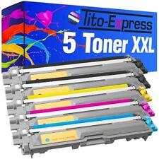 5 Toner XXL ProSerie für Brother TN242 TN246 DCP-9017 CDW DCP-9022 CDW HL-3142CW