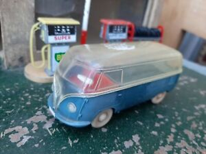 WIKING 1/43 VOLKSWAGEN SPLITTIE BUS