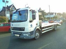 Diesel Beavertail Manual Commercial Lorries & Trucks