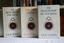 Tolkien, J.R.R. (1963,'62,'62) 'The Lord of the Rings', first edition + signed