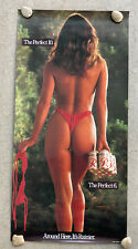Vintage Rainier Beer Poster Perfect 10 #08725  - Super Rare!