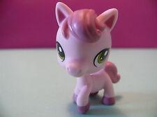 petshop cheval rose / pink horse N° 1331