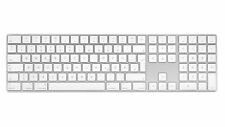 Apple Magic Keyboard with Numeric Keypad MQ052D/A - deutsch ohne Lightning cable