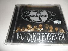 CD  Wu-Tang Forever von Wu-Tang Clan  - Doppel-CD