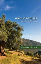 TLV Thinline Bible, Holy Scriptures, Hardcover (2016, Hardcover)