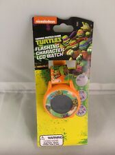 Teenage Mutant Ninja Turtles Boy LCD Wrist Watch Flashing Character