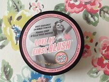 NEW  ⭐️SOAP AND & GLORY⭐️LOVE AT FIRST BLUSH⭐️Multi-Shade Blushing Face Powder⭐️