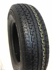 SET OF 4 NEW ST205/75R15 RADIAL TRAILER TIRES 8 PLY  205 75 15  HEAVY DUTY