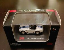 New ListingMalibu International Mint In Box 1/87 Ho Scale 1965 Shelby A/C Cobra In White !