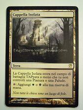 CAPPELLA ISOLATA - ISOLATED CHAPEL - MTG MAGIC