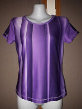 """TEE SHIRT """"NIKE"""" DRI-FIT  Violet/Parme TAILLE 36-38"""