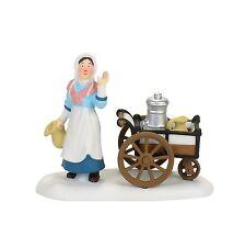 Dept 56 Dickens Victorian Milk Maid Accessory New 4056641 2017 D56