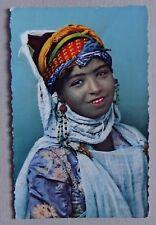 ET205) CPSM ALGERIE fillette de Constantine - 1962