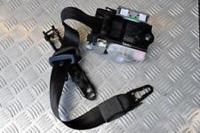 Audi a4 8k a5 a6 4g a7 original cinturón castillo delantera seguridad cinturón negro satén