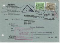 German Postal History Stamps Cover Ref: R4601