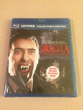 Dracula: Prince of Darkness Hammer Collection Series Blu Ray OOP Sealed New