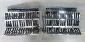 1981-1986 Cutlass Supreme LH-RH grilles
