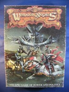 Warrior Knights - Games Workshop -  VG+