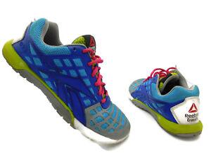 Reebok Crossfit Nano 3.0 CF74 Gym Athletic Training Shoes WOMENS SIZE 9.5