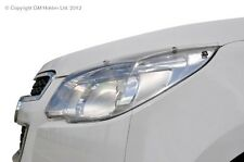 HOLDEN Colorado RG Clear Headlamp Protectors Genuine 2012-2016 accessories