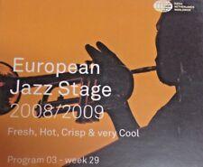 RADIO SHOW:EUROPEAN JAZZ STAGE 03/29 JORIS ROELOFS QUARTET, YOUTH JAZZ ORCHESTRA