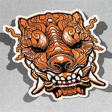 Pitbull Masque Vinyle Sticker Autocollant Fenêtre Voiture Van Vélo 3509
