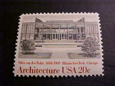 Scott # 2020 Illinois Inst. Tech. Unused OGNH