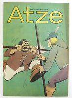 Atze 1981 - DDR Jugend Zeitschrift - Heft 10