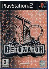 Detonator (PS2 Nuevo)