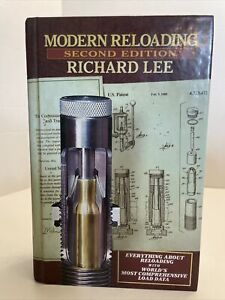 Modern Reloading 2nd Edition by Richard Lee 692 Pages  - FSH!