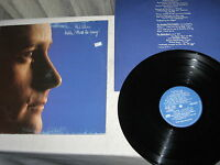 Phil Collins - Hello, I Must Be Going Canada 1982 LP Vinyl / Innersleeve