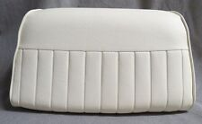 GRADY WHITE 180 AFT JUMP SEAT BACKREST BOLSTER - STBD  -BACK ONLY -GW#34-858