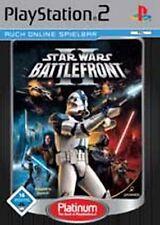 Playstation 2 Star Wars BATTLEFRONT 2 *Deutsch Top Zustand