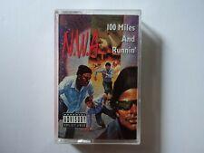 N.W.A. - 100 Miles And Runnin' **OG**1990** Cassette