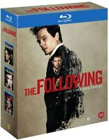 The Following The Complete Series 9-Disc Blu Ray