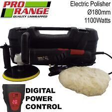 Pro Range EPP1700PD Digital Variable Speed Polisher 180mm 1100W/230V Lightweight