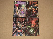 Chaos - THE HAUNTED 1 - 4 Complete Mini-Series!! Glossy VF 2002