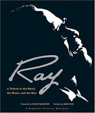 Ray: A Tribute to the Movie, the Music, and the Man (Newmarket Pictorial Moviebo