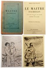 QUERCY/MAITRE D'AUBRELON/POUVILLON/1928/EO/ILLUSTRE