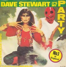 """★★ 7"""" - DAVE STEWART - It´s My Party - Waiting In The Wings"""