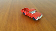 Véhicule MatchBox Series N°6 « Ford Pick-Up » Bon Etat