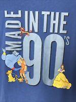 Disney Parks Disneyland Resort  ShirtBelle Alladin Lion king Hercules NWT
