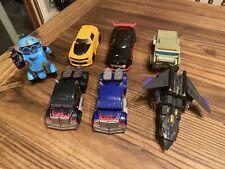 Transformers Allspark Tech Near Complete Lot Shadow Optimus Prime Hound Megatron