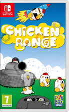 Chicken Range Nintendo Switch Game | BRAND NEW SEALED