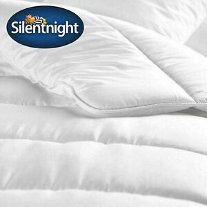 Silentnight Summer Hollowfibre Duvet New NQP Ultra Snug Soft & Cosy 4.5 - 9 TOG