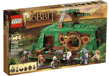 AUTHENTIC LEGO 79003 THE HOBBIT AN UNEXPECTED GATHERING LORD OF THE RINGS SET