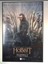Battle Of Five Armies Luke Evans Movie Poster